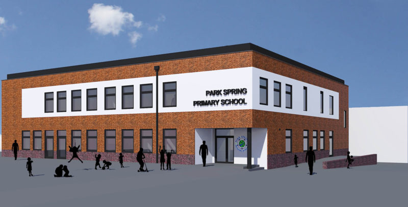 Park Spring Primary School, Leeds