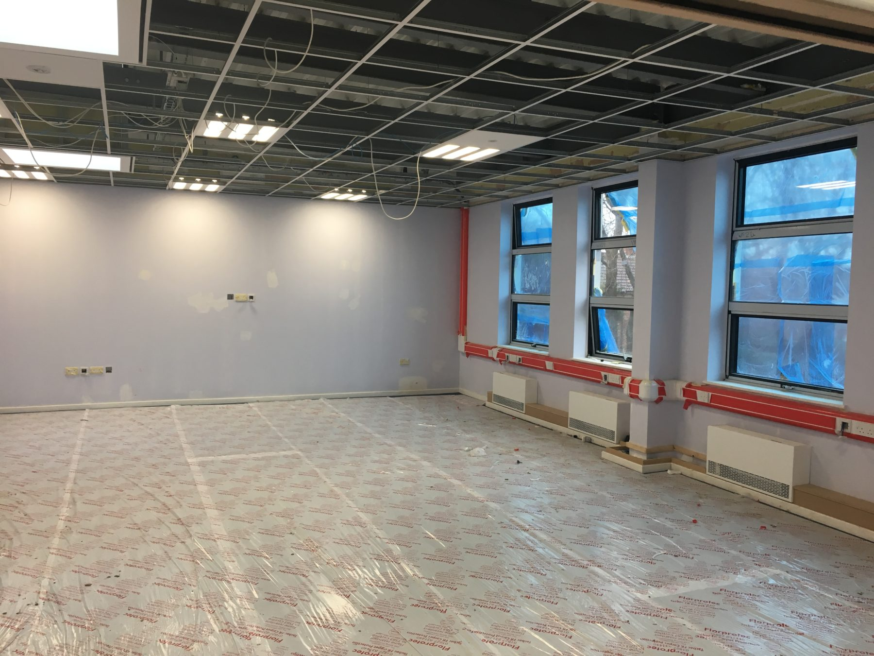 Leeds School Extension Enters Final Stages