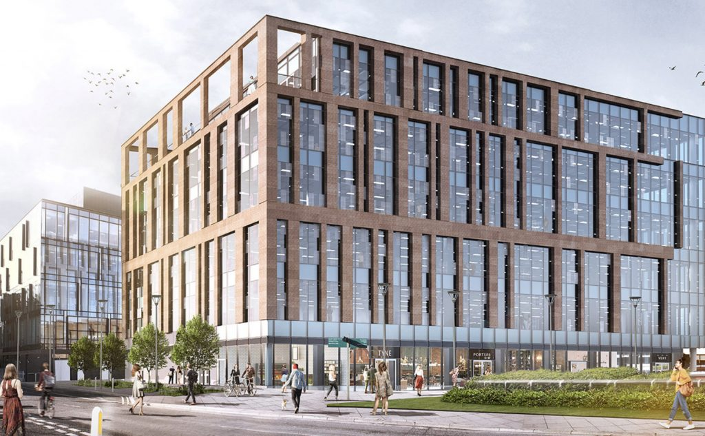 Office Development Completed at Stockport Exchange