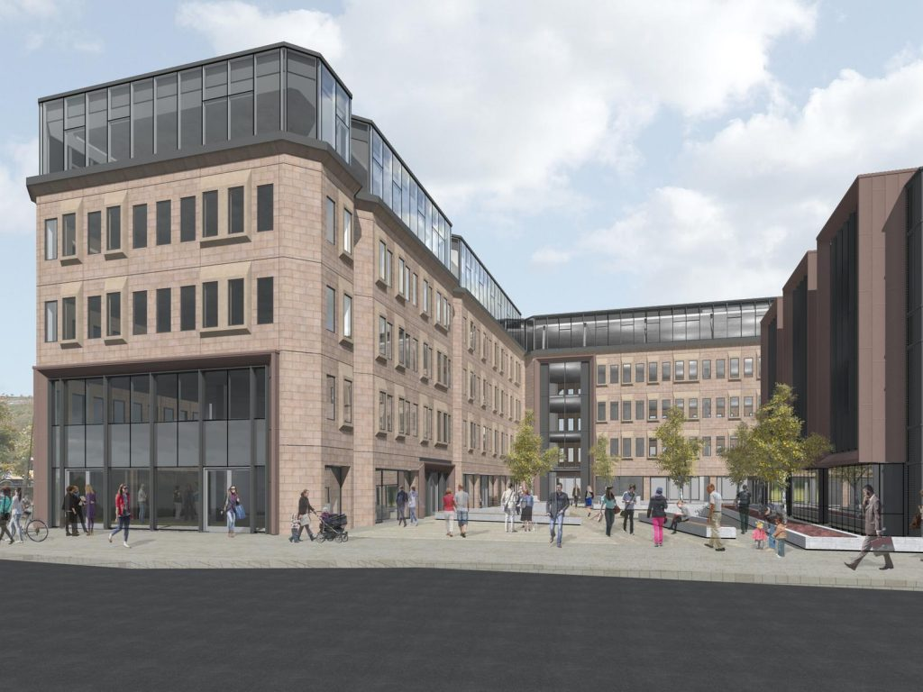 Ecogise Win Contract In Halifax Town Centre.
